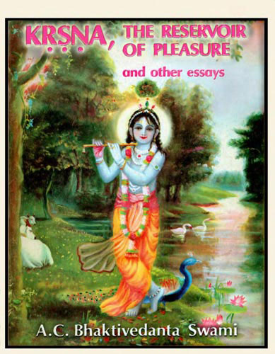 Kṛṣṇa, the Reservoir of Pleasure